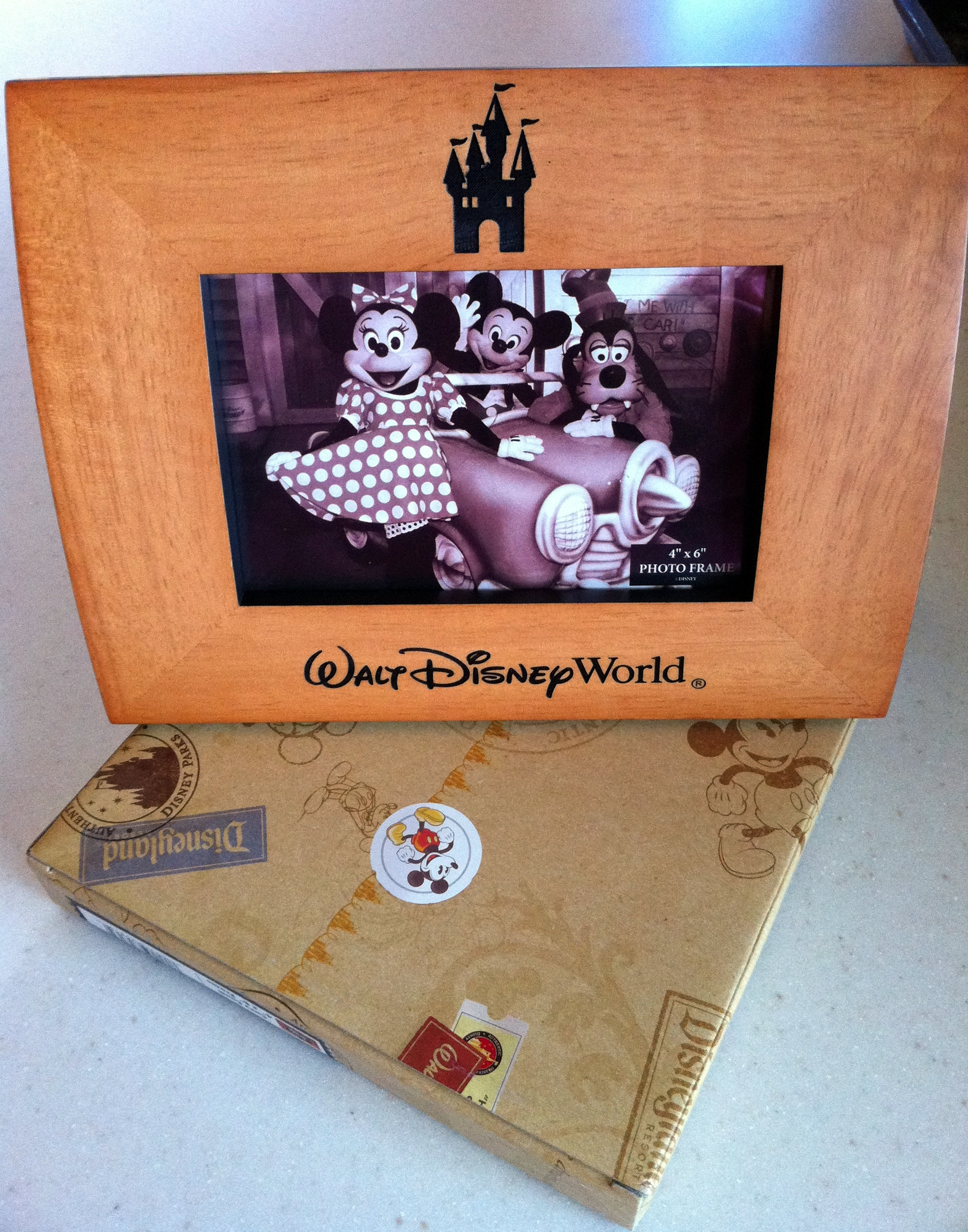 Giveaway: Walt Disney World Photo Frame - Have you met Duffy ...