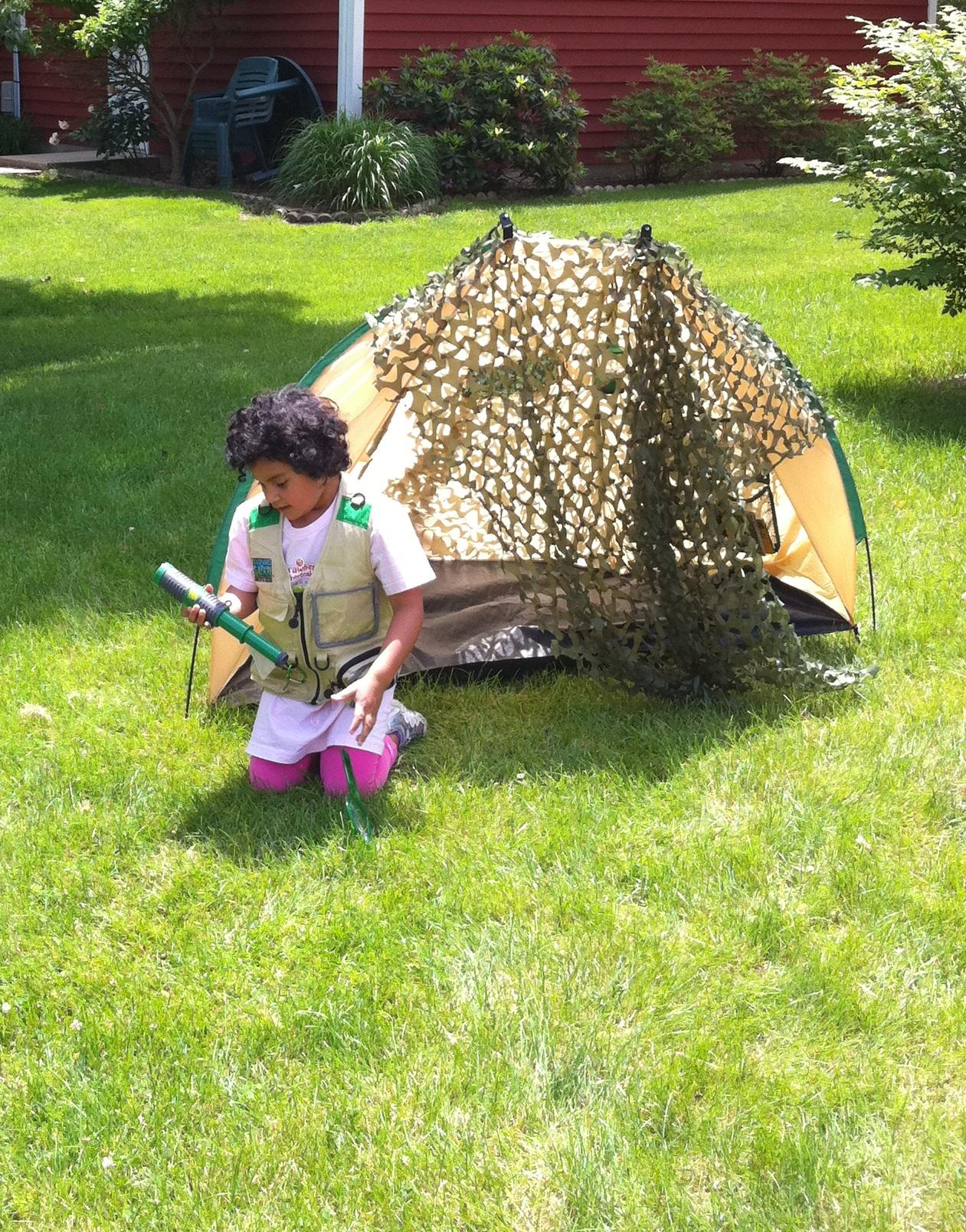 Giveaway: Backyard Safari Outfitters Adventurer Kit ...