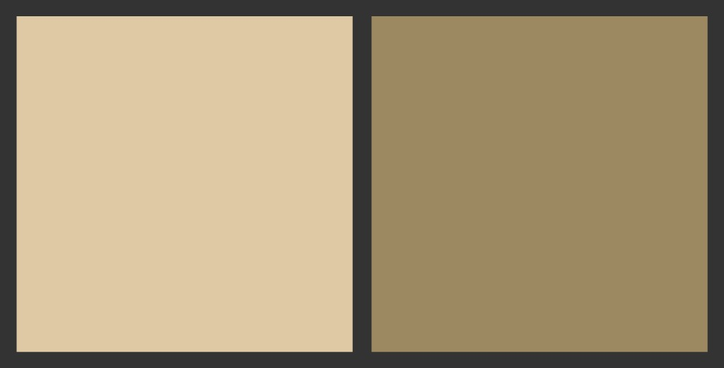 Gallery for light brown paint color - Colors that go with brown ...
