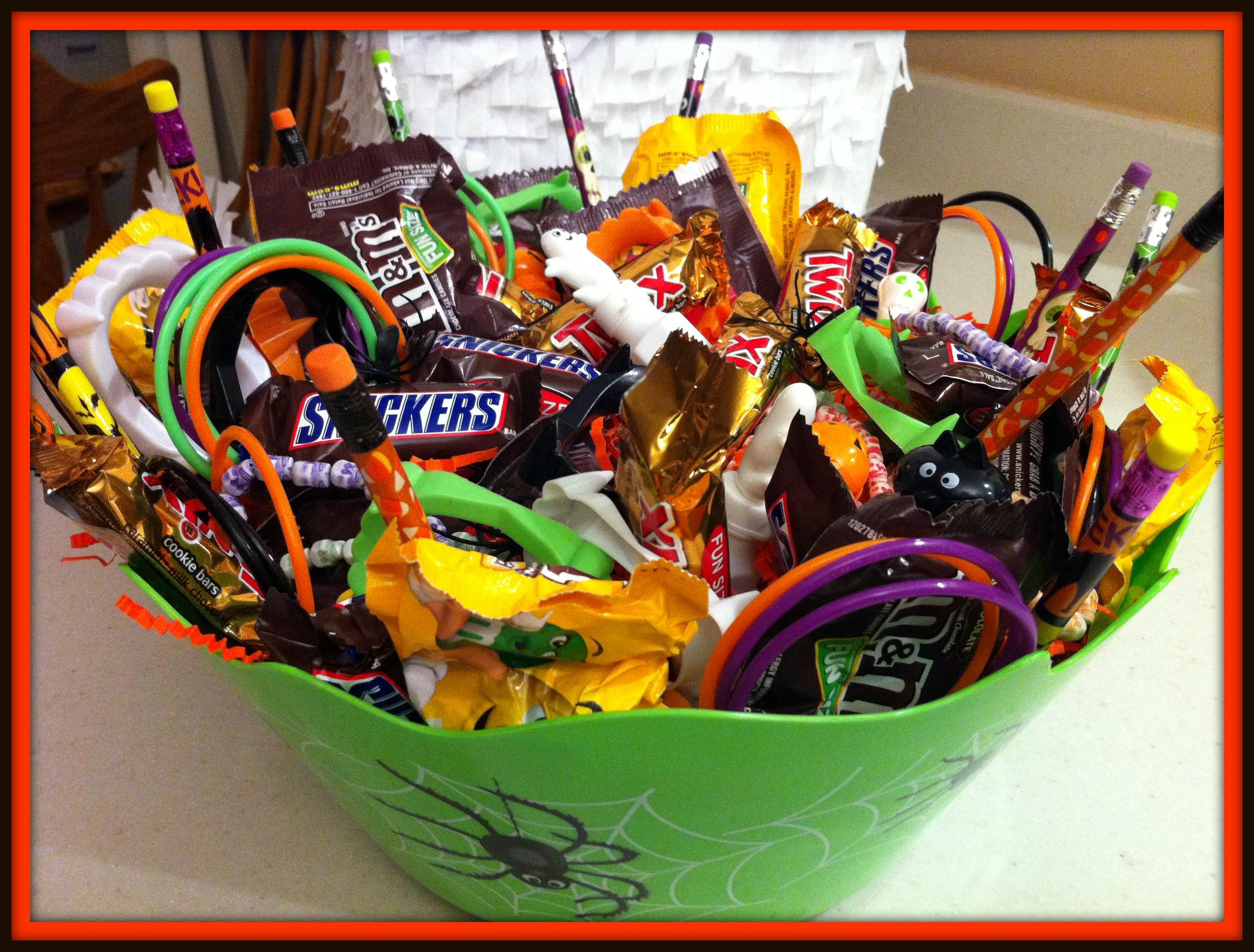 DontBeTheDarkHouse - Halloween Basket of Treats Donation - #CBias ...