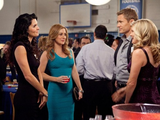 If You Watch Rizzoli And Isles On Tv Then Probably Caught The Episode About Jane S High School Reunion Liked Dress Maura Was Wearing