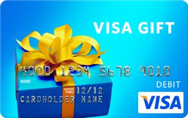 Giveaway: $100 Visa Gift Card (US, Ends 10/18) - Kelly's Lucky You