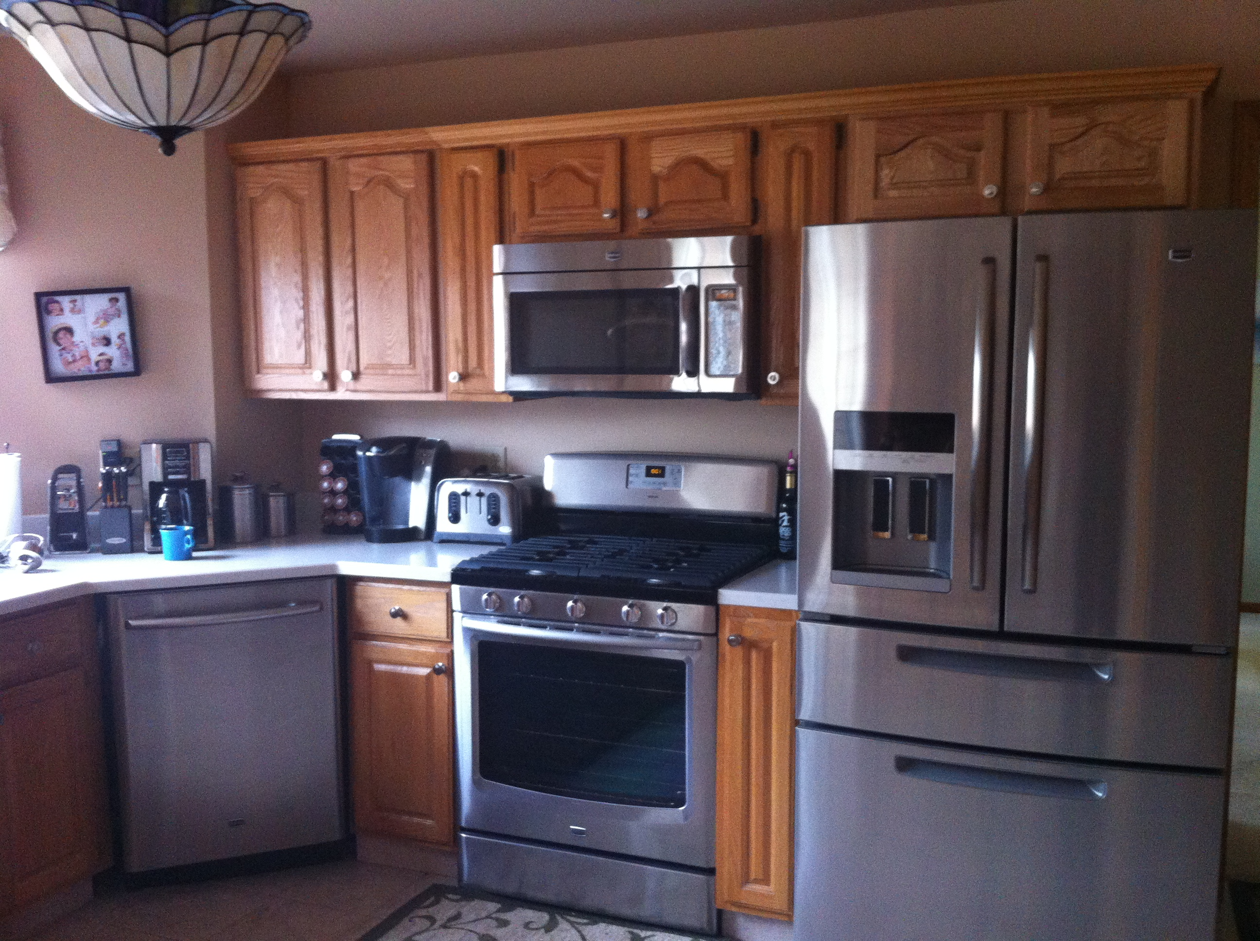 Appliance Update - One Year Later and Loving My Maytag Kitchen ...