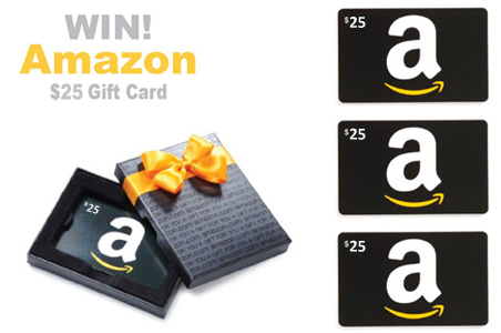Five Giveaways of $25 Amazon Gift Cards! Easy Entry! Ends 11/18 ...