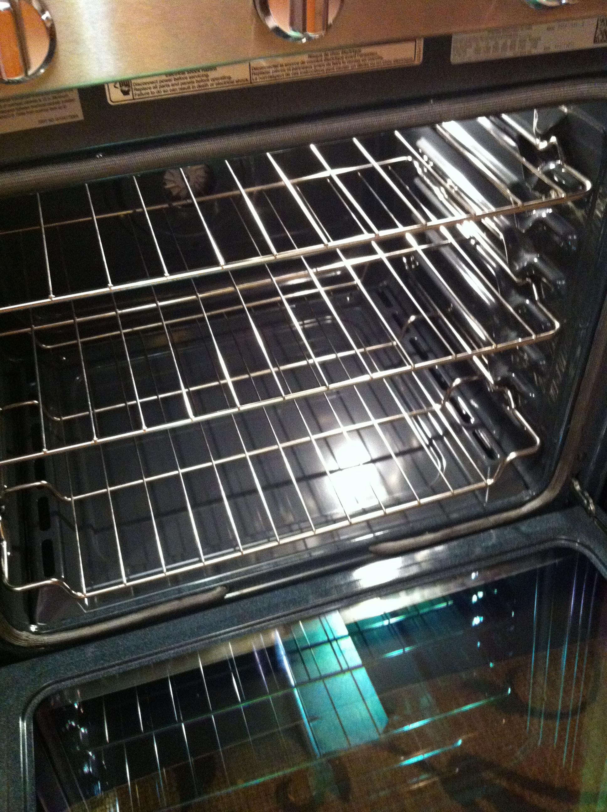 6 Huge oven bottom rack