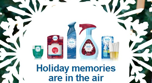 Febreze Memory List Fun Questions About Your Holiday