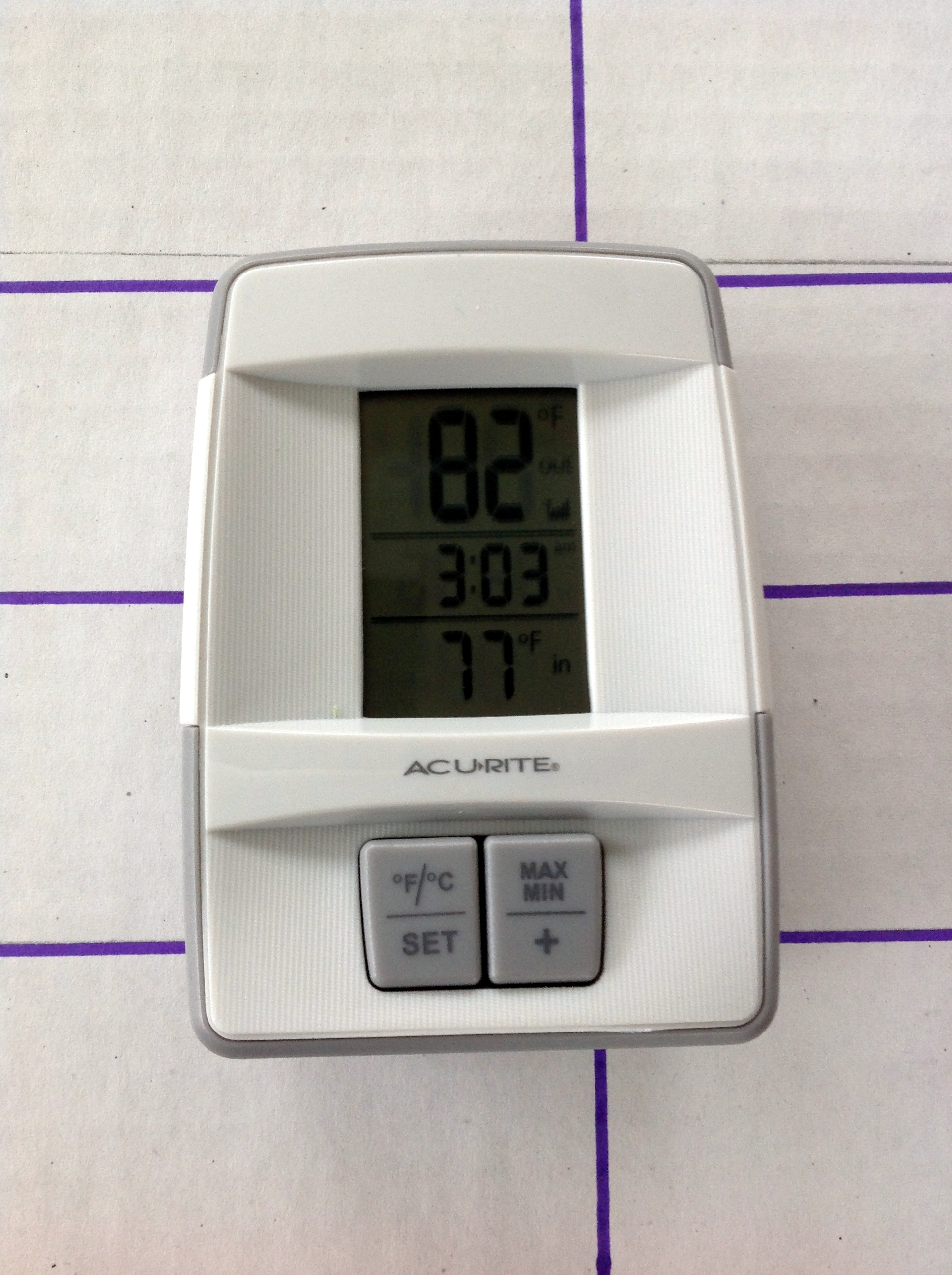 Post 2 Measuring Temperature #CBias #GELighting