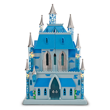 cinderella castle playset
