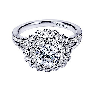 Gabriel Engagement Ring
