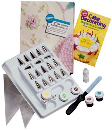 Giveaway Wilton 53Piece Cake Decorating Kit Its Time To Get