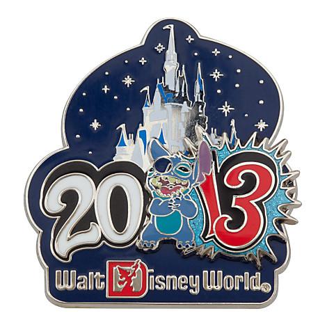 2013 disney pin