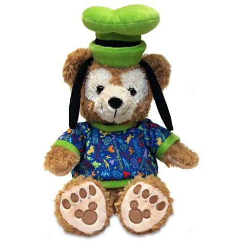 Duffy as goofy