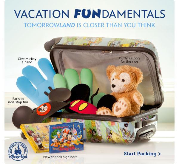 vacation fundamentals