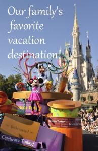 Walt Disney World Button Ad