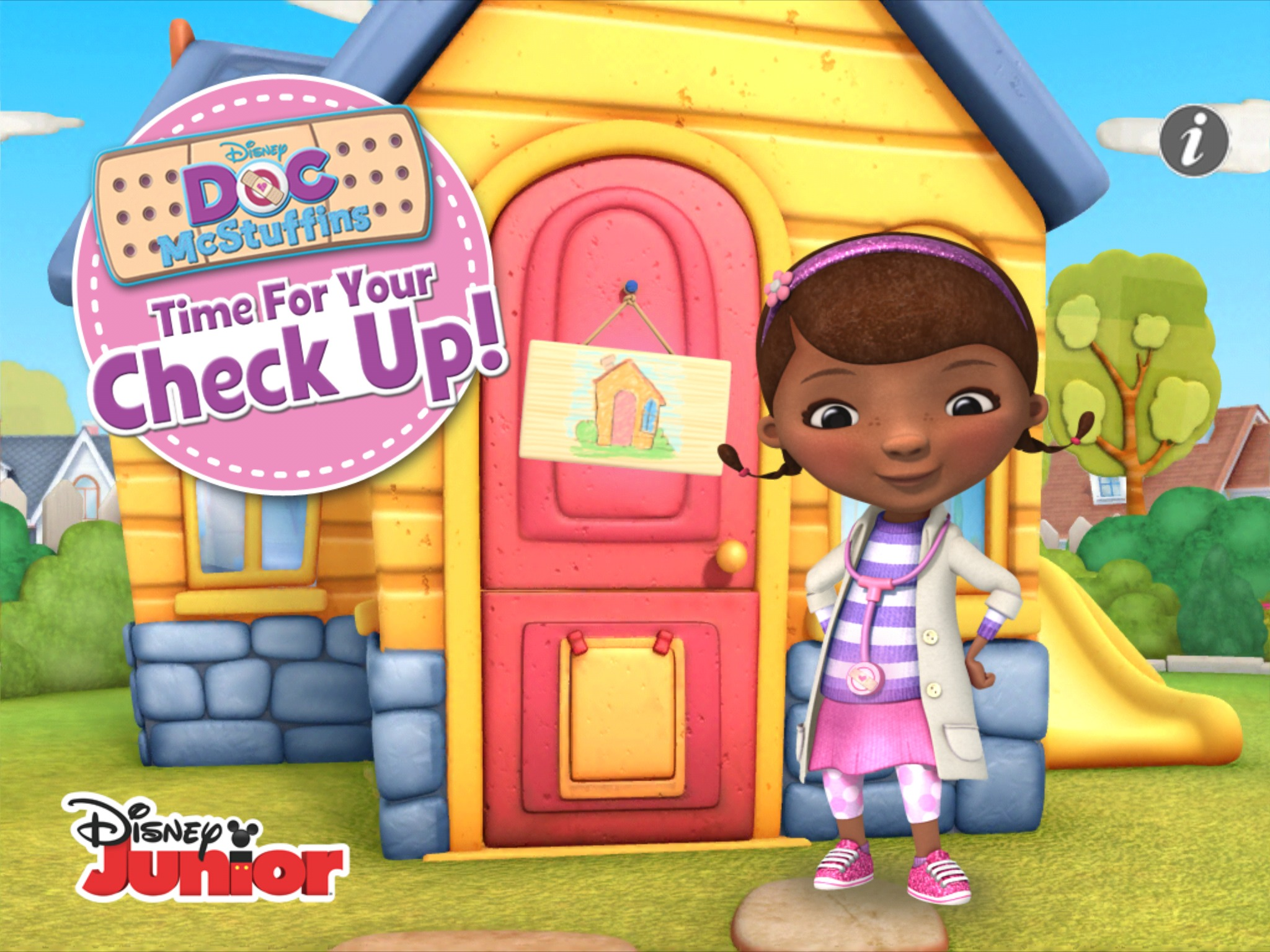 Giveaway: Doc McStuffins App (iTunes Gift Card) and Disney Junior iPad