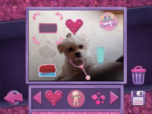 Disney Doc McStuffins App Maggie Check Up