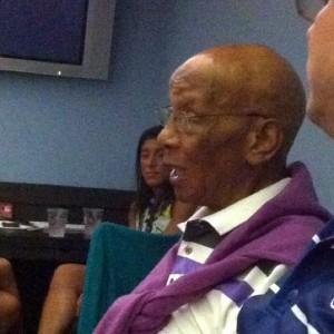 Ernie Banks CloseUp