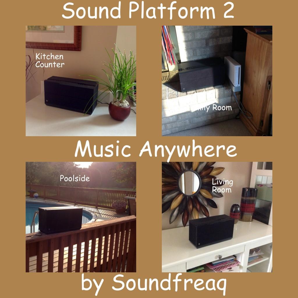 Soundfreaq Collage