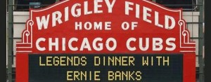 legends dinner with ernie banks
