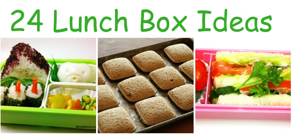 24 Lunch Box Ideas Kellys Lucky You