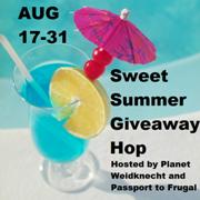 Sweet Summer Giveaway Hop Button