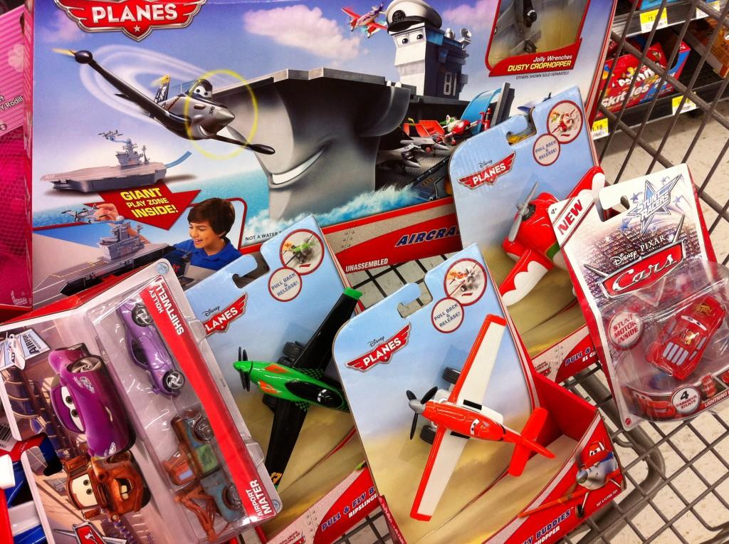 #cbias #WorldofCars #shop Disney Planes and Cars Cart