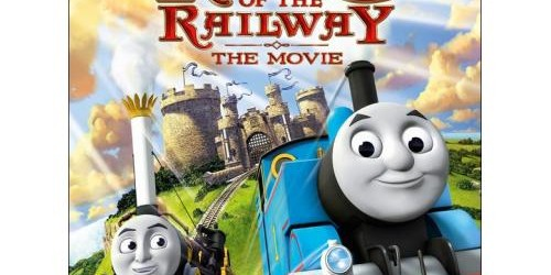 Thomas & Friends King of the Railway DVD