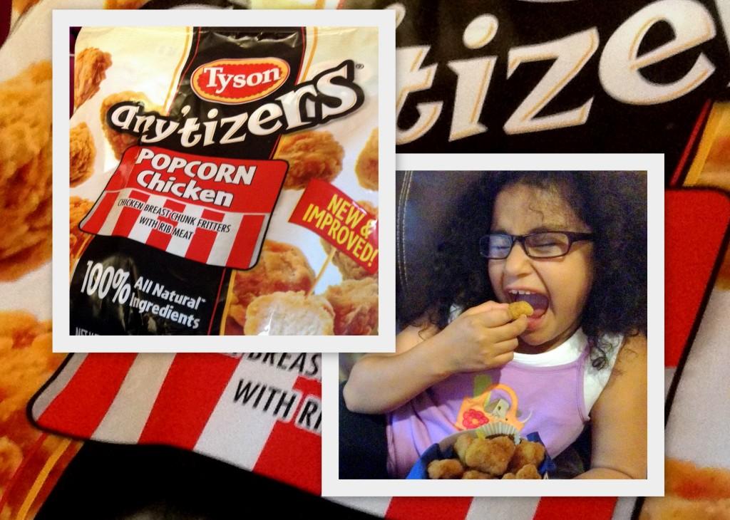 #Tyson2Nite Popcorn Chicken Couch Collage #shop