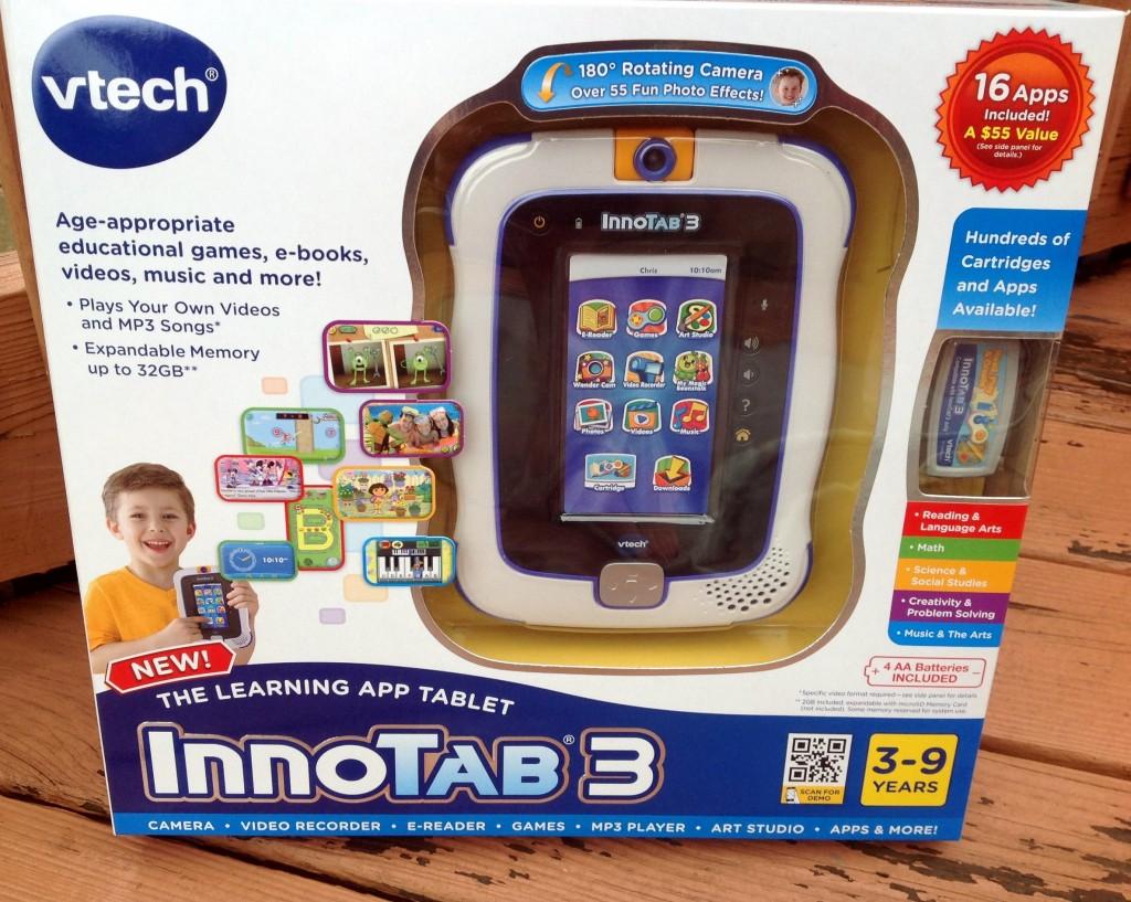 vtech innotab3 box