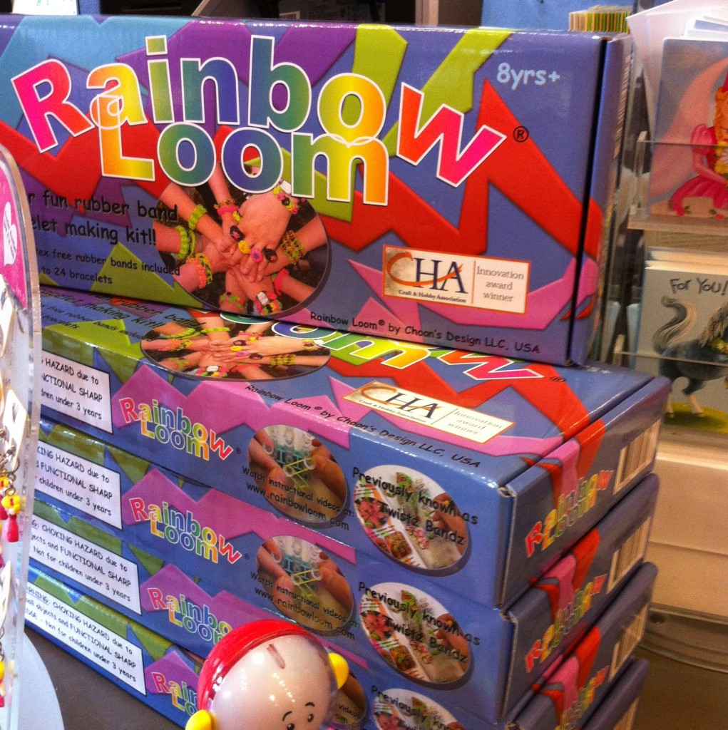 Building Blocks Rainbow Loom 2