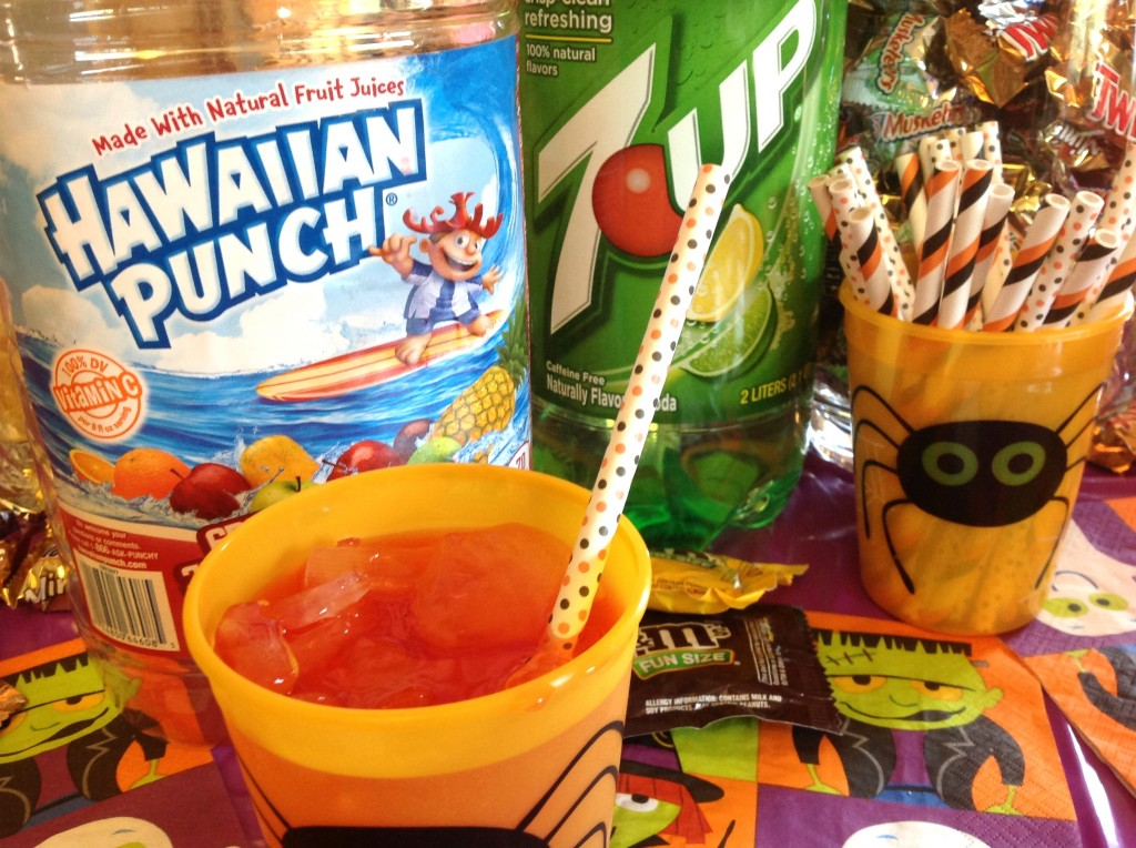 #CBias #SpookyCelebration Mars Candy Hawaiian Punch 7UP Landscape