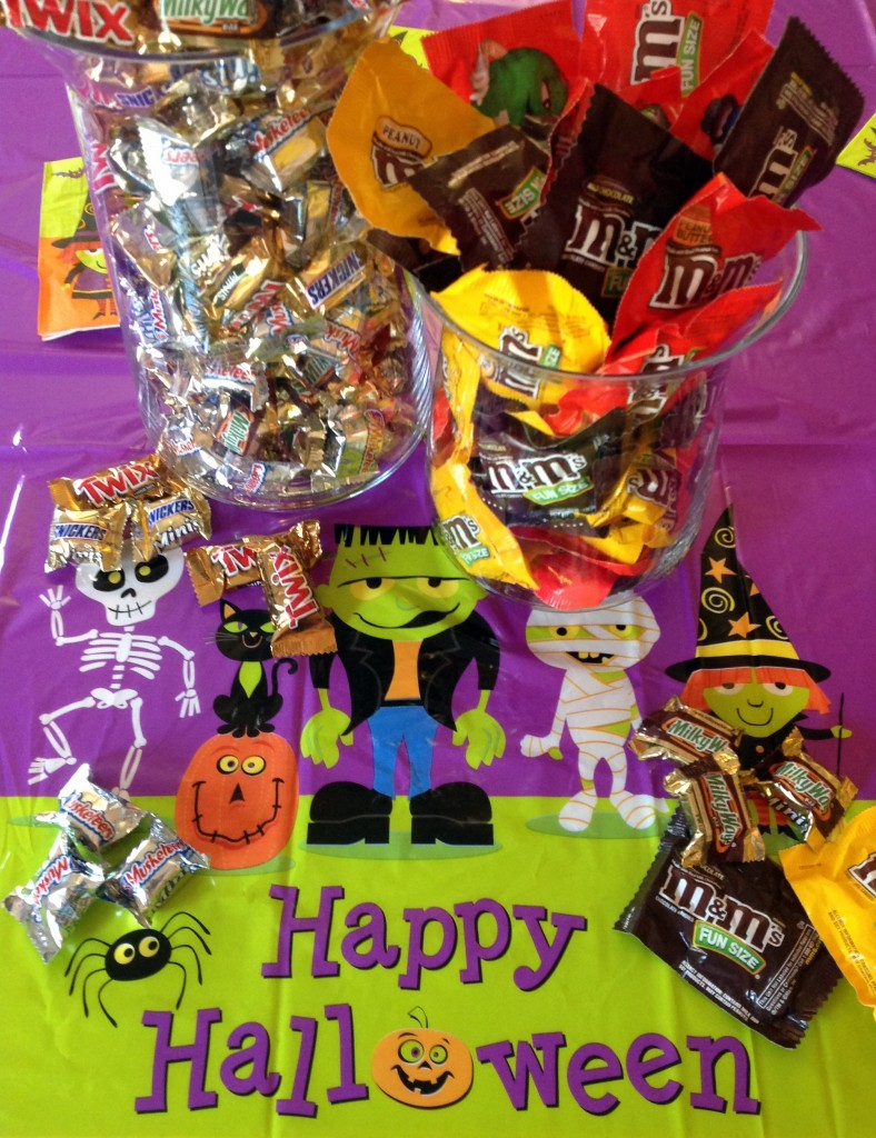 #CBias #SpookyCelebration Mars Candy Ready for Party or Trick or Treat