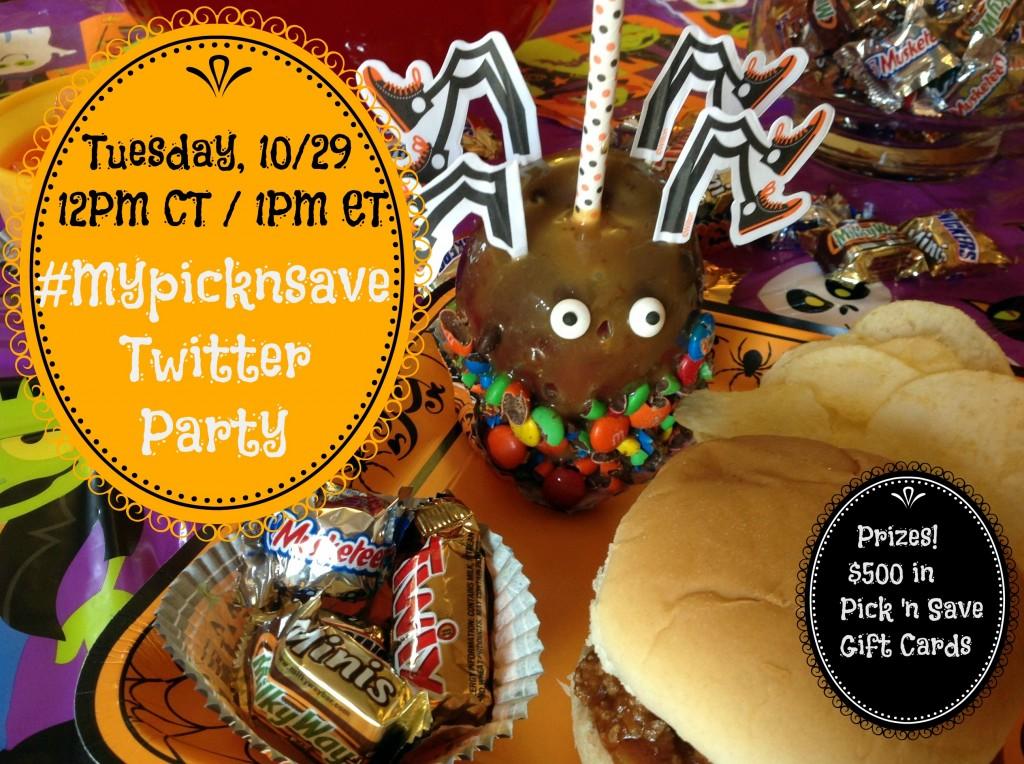 #MYPicknSave #TwitterParty #cbias #shop Halloween Badge