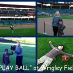 #PricelessChicago #MC Play Ball at Wrigley Field