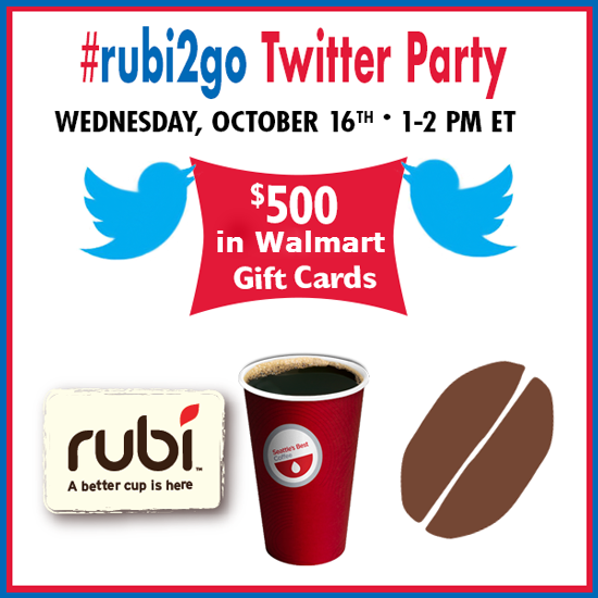#rubi2go-Twitter-Party-10-16