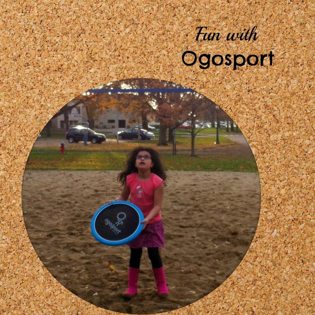 Ogo Sport 4 on Cork Board