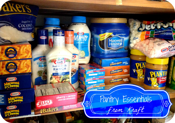 Pantry Essentials #KraftEssentials #cbias #shop RC2
