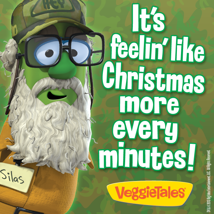 Giveaway: VeggieTales Merry Larry and the True Light of Christmas ...