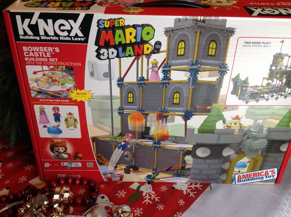 Holiday Gift Shopping Letters To Santa Say Quot K Nex This