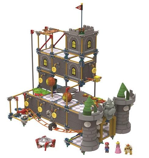 KNEX Super Mario Castle