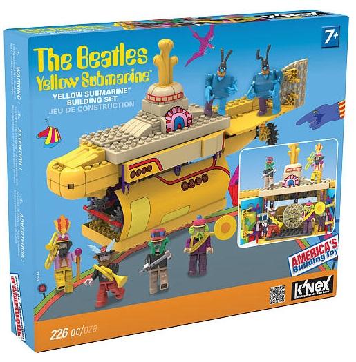 KNEX Yellow Submarine 4