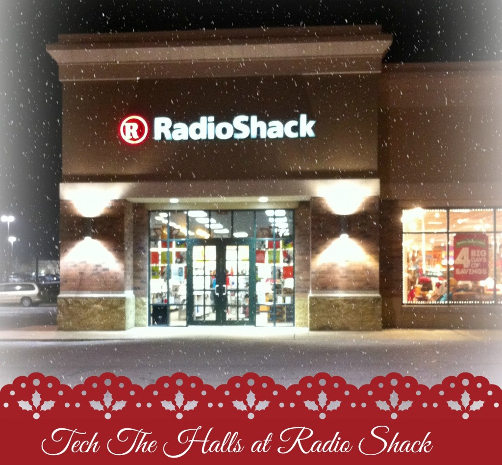 RadioShack Outside w Text