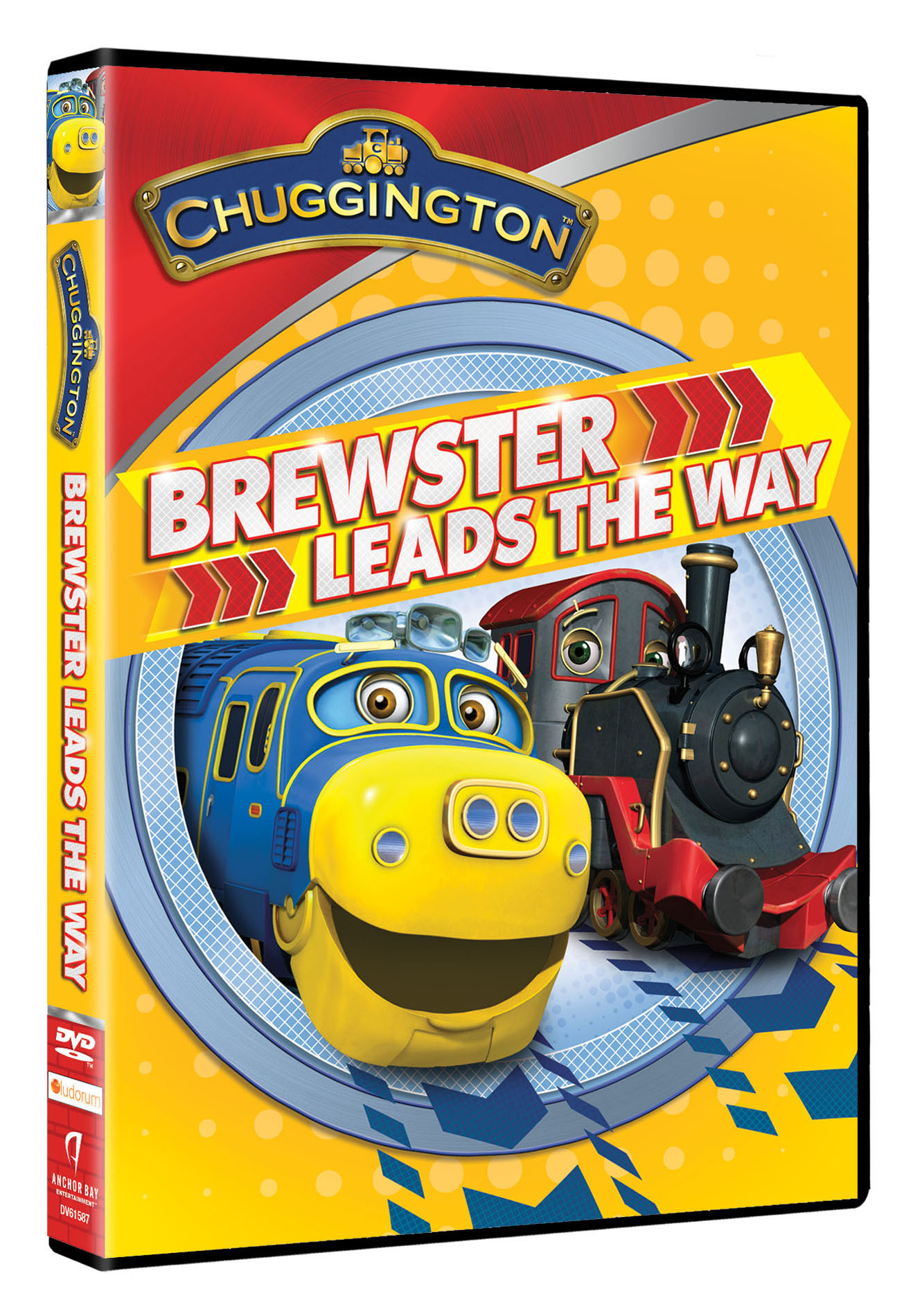 Giveaway: New Chuggington DVD - Brewster Leads The Way! (US, Ends 2 ...