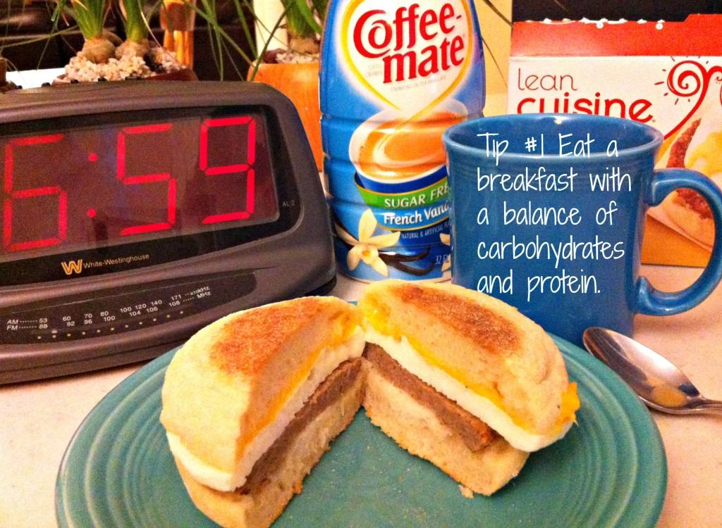 #WowThatsGood-#cbias-#shop-LeanCuisine-Walmart-LeanCuisine-MorningSandwich