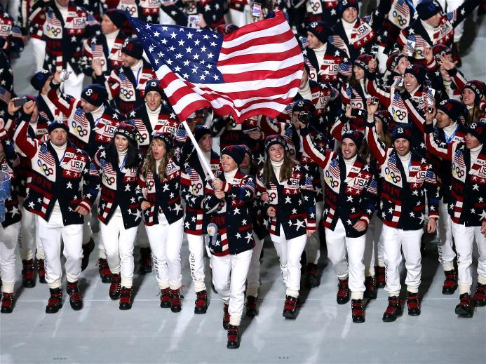 Worst Dressed at Sochi Olympics Team USA