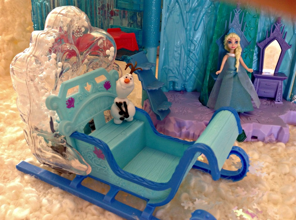 #FROZENFun FROZEN Movie Toys Sleigh #cbias #shop