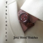 Fashionista Jord Wood Watches