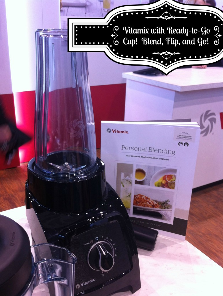 New Vitamix Personal Blender with Ready To Go Cup 2 Text