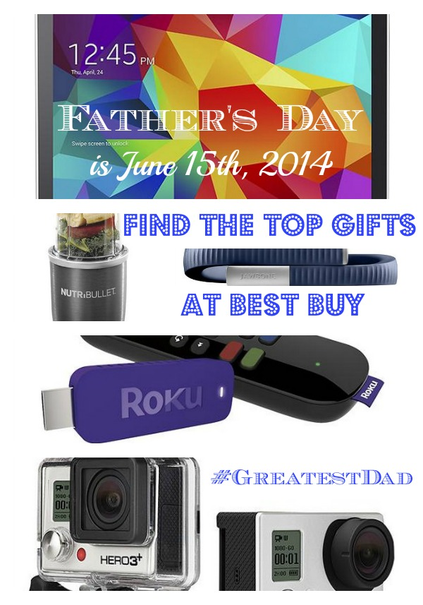 Best Buy #GreatestDad Father's Day Gifts