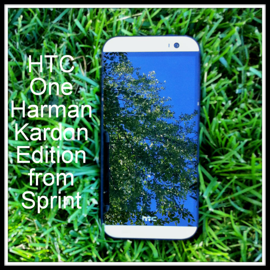 HTC One Harman Kardon Edition Reflecting Tree